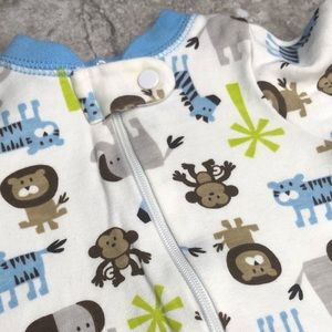 🧸 4 for $15 🧸 Garanimals footie for newborn